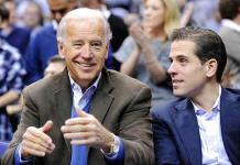 El hijo de Joe Biden inaugurará su primera muestra de pinturas