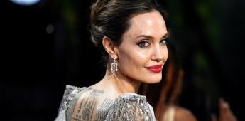 Angelina Jolie visita con botella de vino a su ex Lee Miller en Nueva York
