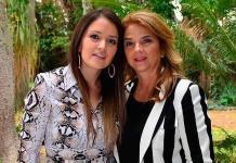 Luzma Márquez de Ruiz celebró feliz su cumpleaños