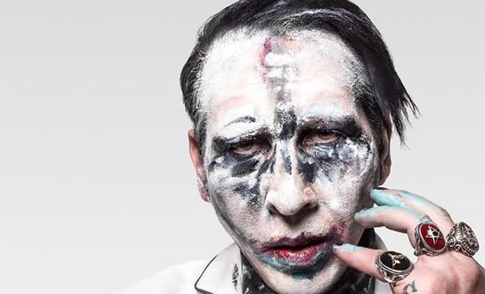 Marilyn Manson reaparece con nuevo disco