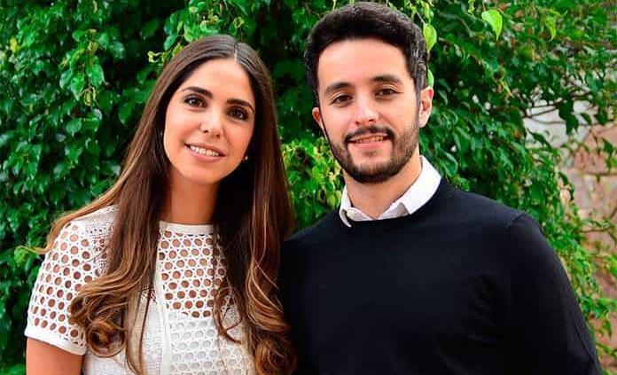 Adriana Estrada  Milán y Juan Carlos Dibildox Gómez unirán sus vidas por amor