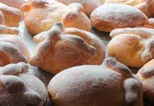 Pan de muerto, un manjar dedicado a quienes ya no están