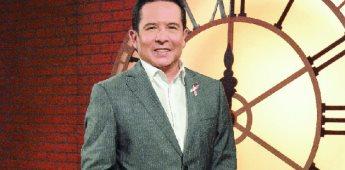 Gustavo Adolfo Infante acude a la Fiscalía de la CDMX por denuncia de Enrique Guzmán