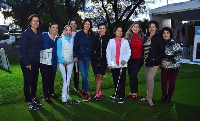 Comparten experiencias en el Torneo de Golf