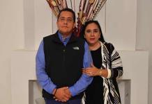 Rebeca Hernández y Enrique de la Torre festejan sus cumpleaños