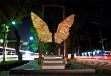 "Reubicarán ""Las alas de México"" de Jorge Marín"