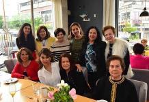 Leila Acosta celebra feliz su cumpleaños