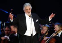 Público de la Ópera de Viena se entrega a Plácido Domingo