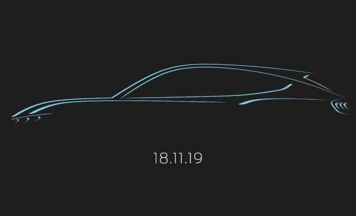Ford anuncia presentación de un SUV eléctrico inspirado en el Mustang