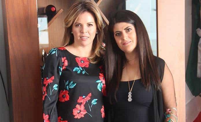 Angélica López y Patricia Ponce festejaron sus cumpleaños