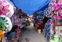 Repunta venta de flores en mercados
