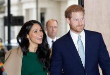 Isabel II molesta con Enrique y Meghan