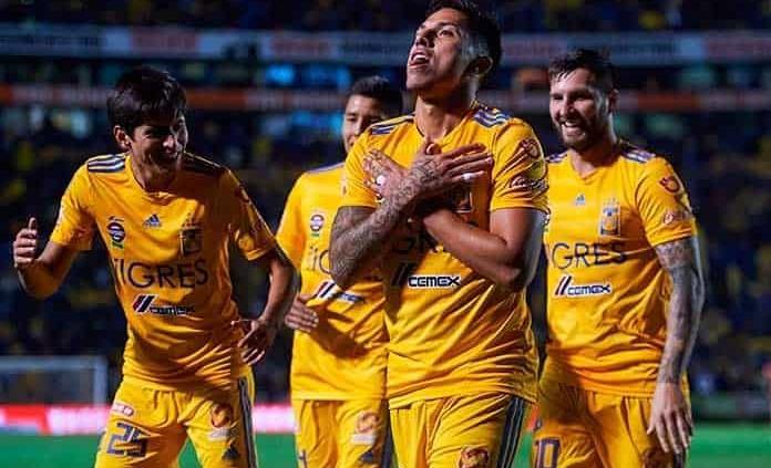 Tigres venció 1-0 a Toluca y se acerca a la clasificación