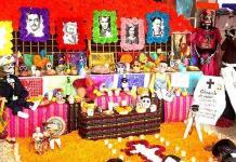 Fomentan tradiciones a los alumnos del Colegio Motolinía
