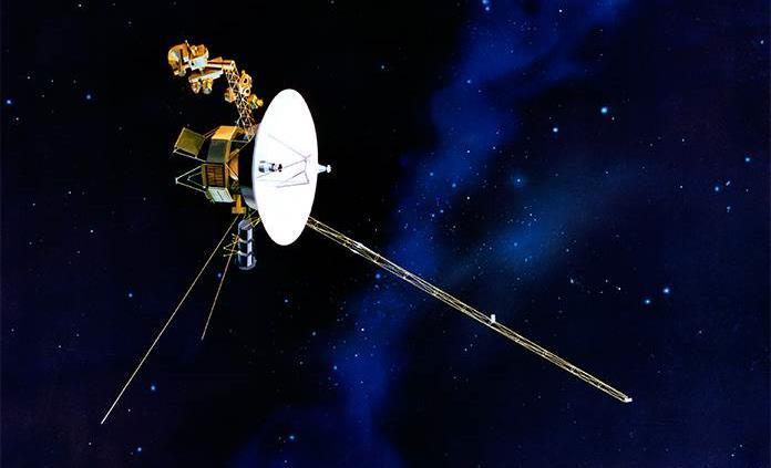 La sonda espacial Voyager 2 llega al espacio interestelar