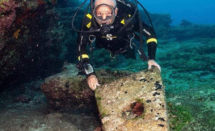 Descubren 3 naufragios antiguos en isla griega
