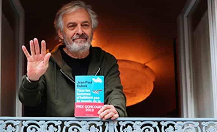 Jean-Paul Dubois gana el Goncourt