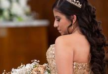 Paulina Briones Alvarado celebró feliz sus 15 años
