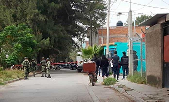 Tres jóvenes son ejecutados en colonia San José