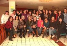 Generación del Hispano Inglés celebra agradable encuentro
