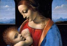 La Madonna Litta de Leonardo Da Vinci regresa a Italia