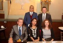 Celebran a los socios en La Lonja