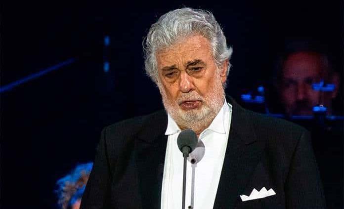 Plácido Domingo no actuará en Tokio 2020