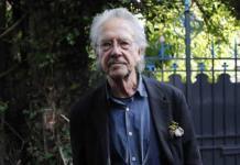 Polémica en Austria por supuesto pasaporte yugoslavo de Peter Handke