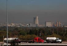 Época invernal acentuará la contaminación aérea