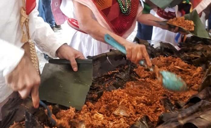 Zacahuil, chimichangas y chanchamitos, tres delicias culinarias