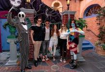 Alejandro Fernández viaja en familia a California