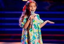 "Concursante de ""La Voz Kids"", sufre accidente"