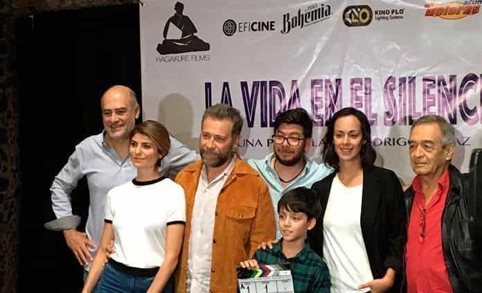 """Juan Manuel Bernal rodará """"La vida en silencio"""""""