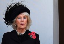 Camila Parker apoya a duques de Sussex