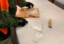 Incautan droga en al Aeropuerto PA
