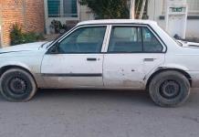 Recupera la Municipal de Soledad auto robado