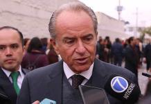 Yo no estoy metido en la mesa de los partidos políticos, responde Carreras a Pedroza