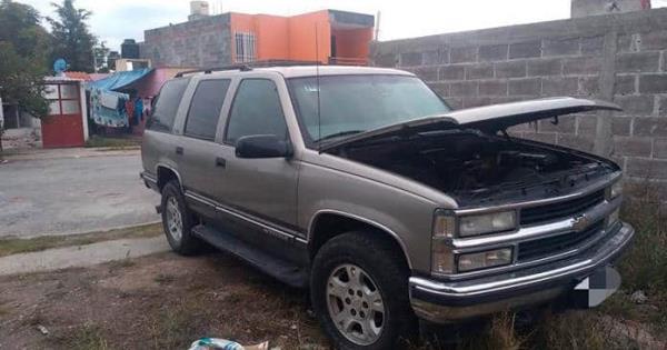 En Soledad, recuperan una camioneta robada - Pulso de San Luis