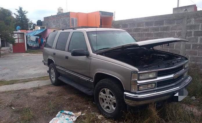 En Soledad, recuperan una camioneta robada
