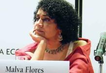 Malva Flores narra el quehacer literario frente a la cotidianidad