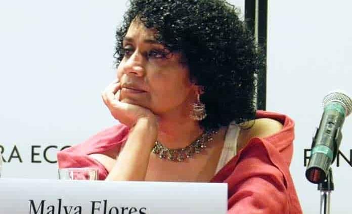 Otorgan a Malva Flores el Premio Xavier Villaurrutia 2020