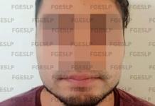 Por doble homicidio, sujeto es capturado en calles de Cedral