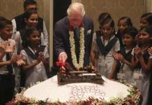 Príncipe Carlos llega a los 71