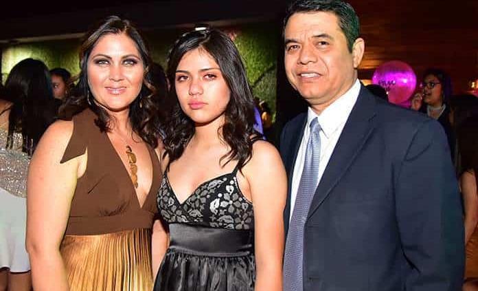 Paulina Orta Navarro celebró sus 15 años