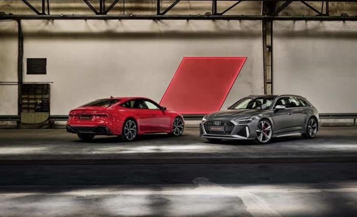 Audi presenta en Los Ángeles el nuevo todocaminos eléctrico e-tron Sportback