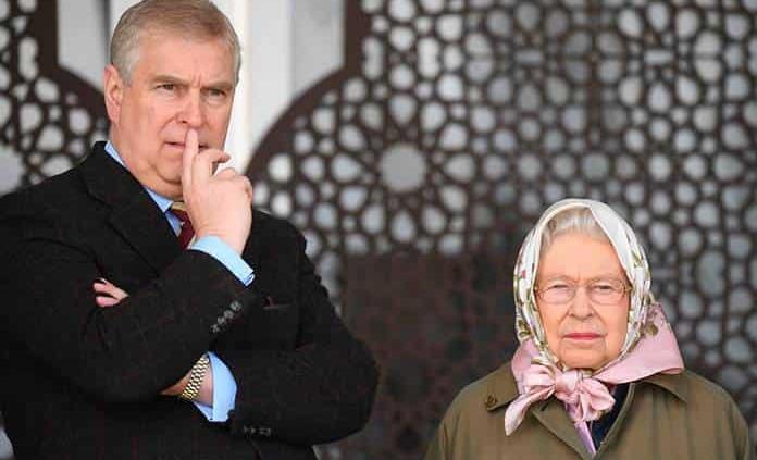 Isabel II paga millones de su fortuna para defender al príncipe Andrés, acusado de abusos