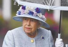 La reina Isabel II, encantada con el nacimiento de su bisnieta