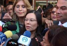 Exigen destitución de Laura Rojas de la presidencia en Cámara de Diputados