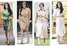 Meghan Markle impone tendencias en la moda