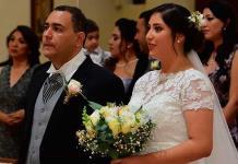 Sofía Hernández Rivera y David Atisha Rosillo unen sus destinos